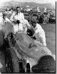 History of Formula 1 - Die Silberpfeile - Hermann Lang