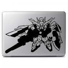 Gundam Xxxg 01w Wing Apple Macbook Air Pro 11 13 15 17 Vinyl Decal Sticker Dreamy Jumpers