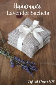 handmade lavender sachets an easy diy