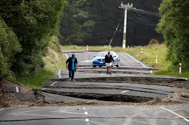 New Zealand earthquake moved islands ...