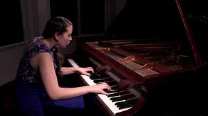 "Etude Op. 25, No. 11 ""Winter Wind"" - Chopin - Abigail Cook - YouTube"