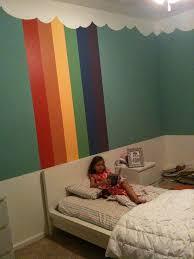 Rainbow Rainbow Room Rainbow Bedroom Kids Room Paint