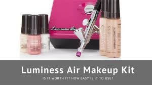 luminess air reviews does it still