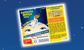 Lotteria Italia: ecco i biglietti vincenti. Premi di prima e ...