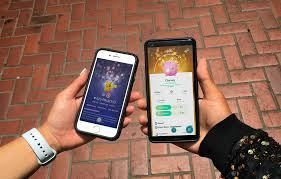 Pokémon GO gets 'Lucky' Pokémon obtainable only by trading ...