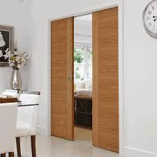 jb kind sliding double pocket door