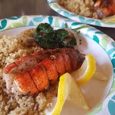 Broiled Lobster Tails Recipe ...
