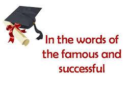 graduation quotes presentation authorstream