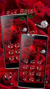 وردة حمراء خاتم الماس موضوع For Android Apk Download