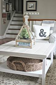 country coffee table farmhouse