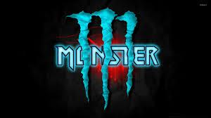monster energy wallpaper digital art