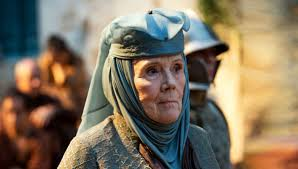 Chosen One of the Day: Lady Olenna Tyrell