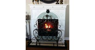 gas fireplace to wood burning stove