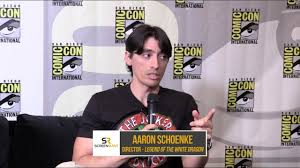 WHITE DRAGON interview with Aaron Schoenke - YouTube