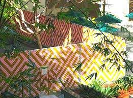Decorating A Chain Link Fence Chain Link Fence Cover Chain Link Fence Fence Weaving