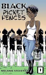 Black Picket Fences Graphic Novel Volume 1 Digital Copy Etsy