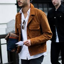 easily suede the softer leather jacket