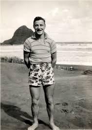 Jackie Jenkins 1913-2003 : Piha | Piha Beach | Piha New Zealand