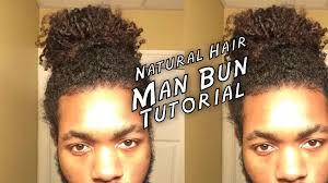 black men naturally curly hair