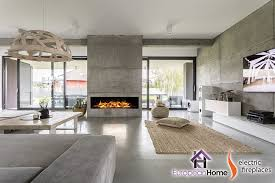 e72 72 electric fireplace by european