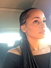 """Latarsha Rose on Twitter: """"Guess who with these braids can be seen ..."""