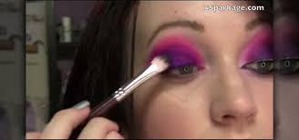 wonderland cheshire cat makeup look