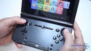 Promax Shop - [Chơi game 3Q Mobile, Liên quân, CF, Tập kích] Máy chơi game  cầm tay Tablet Android 5 inch GPD XD