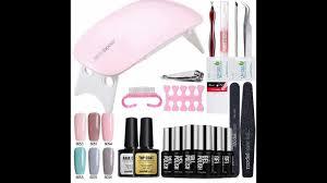 modelones gel starter kit with mini sun