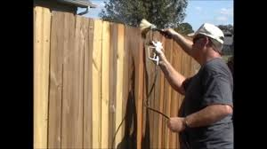 Exterior Wood Stain Tips Youtube