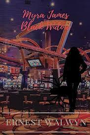 Myra James the Black Widow by Ernest Walwyn