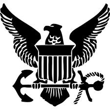 Us Navy Emblem Decal Sticker Us Navy Emblem Thriftysigns