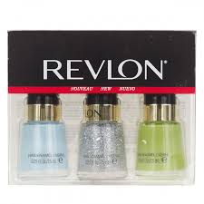 makeup sets revlon mini nail polish