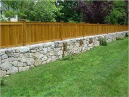 44361b5a7efb97a9d3ff90dc45b9d8ef Jpg 798 599 Pixels Stone Landscaping Fence Design Rock Wall Fencing