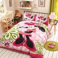 fantastic minnie mouse bedding set twin