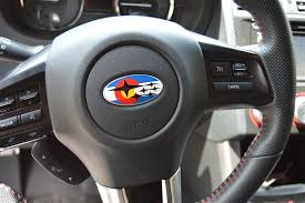 Colorado Flag Steering Wheel Overlay