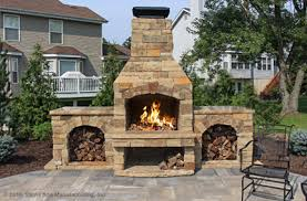 indoor fireplace kit outdoor fireplace