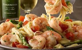 shrimp scampi lunch dinner