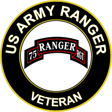 U S Army Veteran Airborne Rangers Sticker Decal