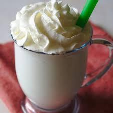 vanilla bean frappuccino starbucks