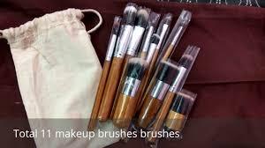 most affordable best makeup brush set