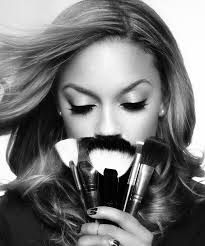 iman makeup artist camille thompson