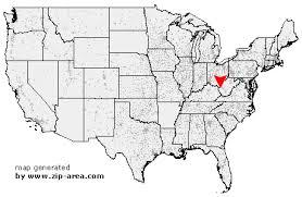 US Zip code Myra - West Virginia