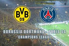 Come vedere Borussia Dortmund-PSG in TV e live streaming - Il Veggente