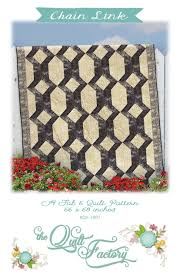 Downloadable Chainlink Quilt Pattern The Quilt Factory