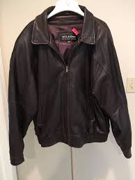 wilsons thinsulate mens size xl leather