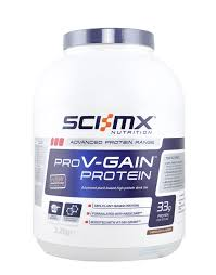 pro v gain protein by sci mx 2200 grams