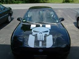 Sticker Punisher Vinyl Car Decal Archives Midweek Com