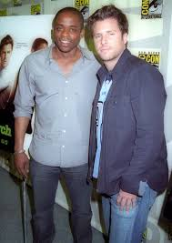 james roday and dule hill | Psych cast, Psych tv, James roday