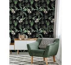 gap palm springs anthracite wallpaper