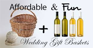 affordable and fun gift baskets to give